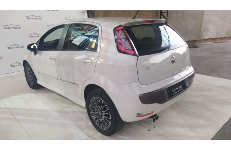 Fiat Punto Sporting 1.8 (Flex) - Foto #6