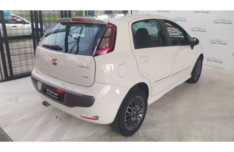 Fiat Punto Sporting 1.8 (Flex) - Foto #8