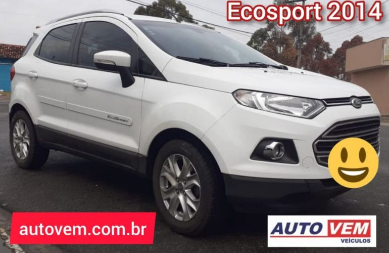 Ford Ecosport 2.0 Titanium 16v - Foto #1
