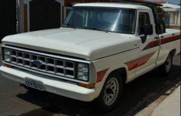 Ford F1000 Super 3.9 (Cab Simples)