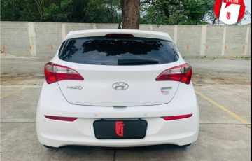 Hyundai Hb20 1.6 Comfort Plus 16V Flex 4p Automático - Foto #4