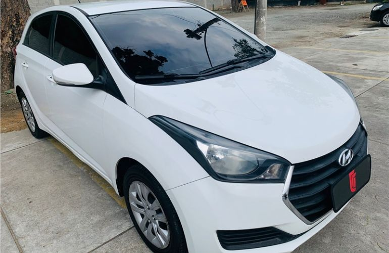 Hyundai Hb20 1.6 Comfort Plus 16V Flex 4p Automático - Foto #5