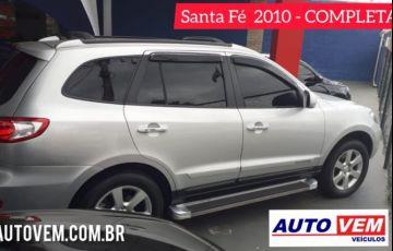 Hyundai Santa Fe 2.7 MPFi V6 24v 200cv - Foto #2