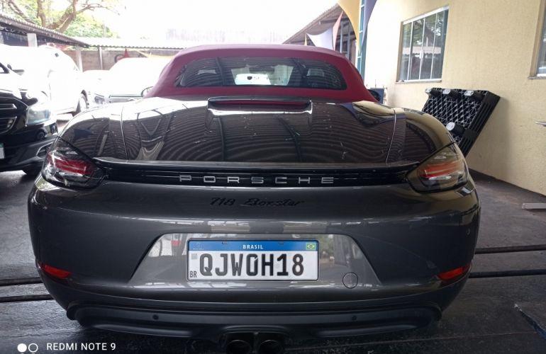 Porsche 718 Boxster 2.0 Turbo - Foto #3