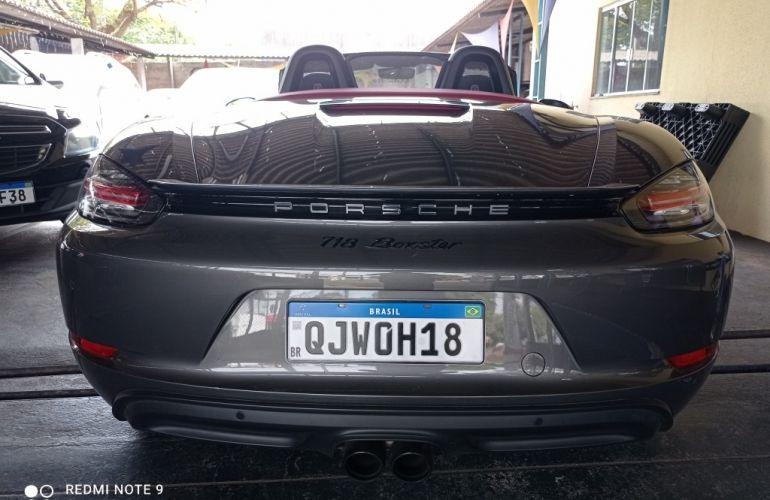 Porsche 718 Boxster 2.0 Turbo - Foto #7