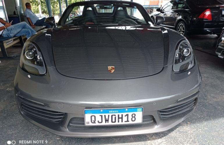 Porsche 718 Boxster 2.0 Turbo - Foto #9
