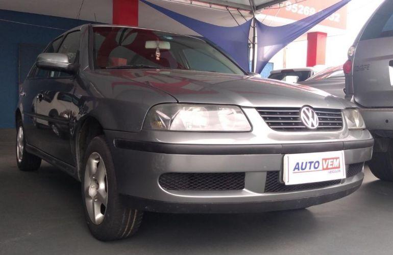 Volkswagen Gol 1.0 Mi Plus 16V G.iii - Foto #8
