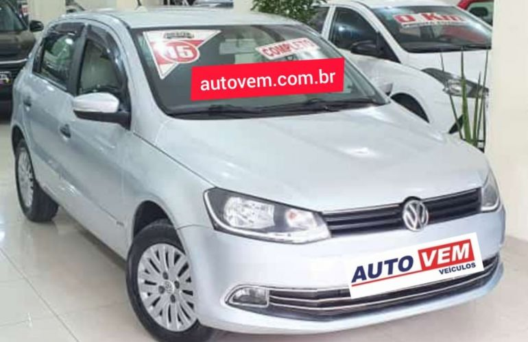 Volkswagen Gol 1.0 Mi Trendline 8v - Foto #1