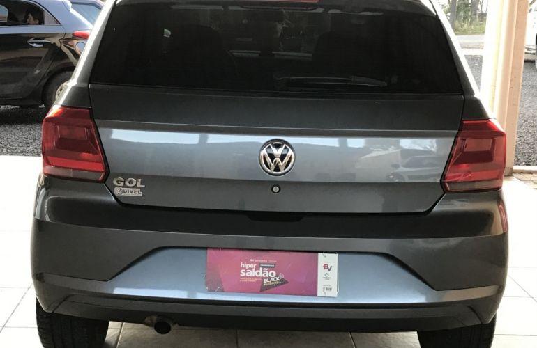 Volkswagen Gol 1.6 MSI (Flex) - Foto #4