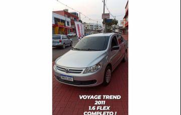 Volkswagen Voyage 1.6 VHT (Flex)