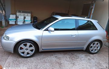 Audi S3 1.8 20V Turbo Quattro