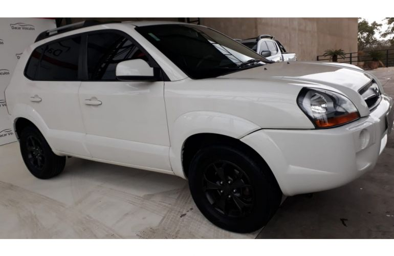 Hyundai Tucson GLS 2.0 16V (Flex) (aut) - Foto #2