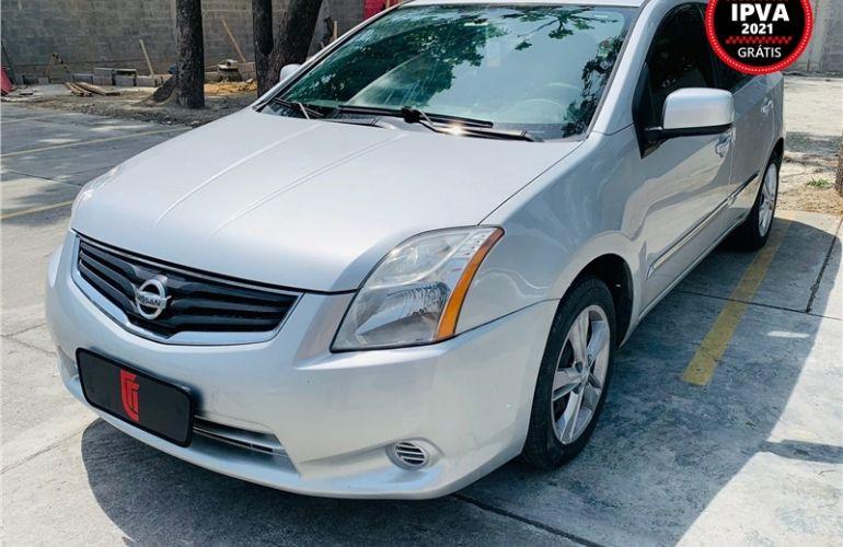 Nissan Sentra 2.0 16V Flex 4p Automático - Foto #1