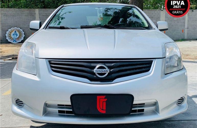 Nissan Sentra 2.0 16V Flex 4p Automático - Foto #3