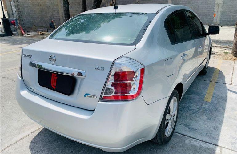 Nissan Sentra 2.0 16V Flex 4p Automático - Foto #6