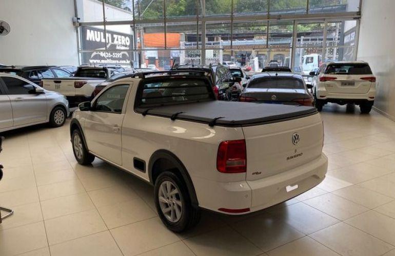 Volkswagen Saveiro Trendline CS 1.6 Msi Total Flex - Foto #2