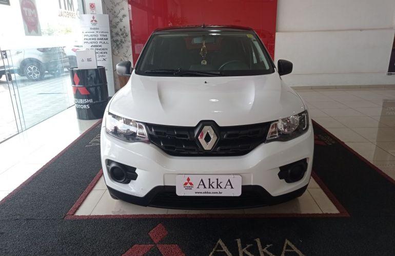 Renault Kwid Zen 1.0 12v - Foto #2