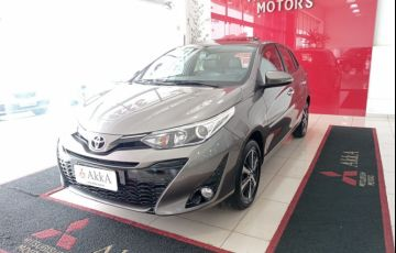 Toyota Yaris Xls 1.5 Flex 16V 5p