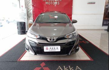 Toyota Yaris Xls 1.5 Flex 16V 5p - Foto #3