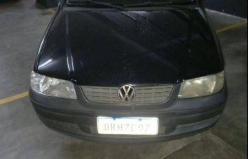 Volkswagen Gol City 1.0 8V 2p (álcool)
