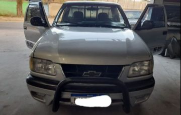 Chevrolet S10 Barretos 4x2 2.2 MPFi (Cab Simples)