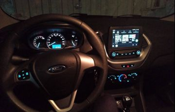 Ford Ka Sedan SE Plus 1.0 (Flex) - Foto #8