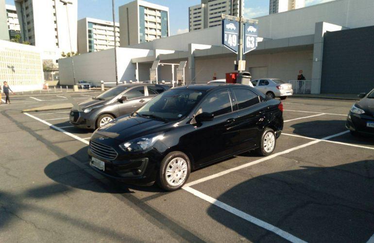 Ford Ka Sedan SE Plus 1.0 (Flex) - Foto #9