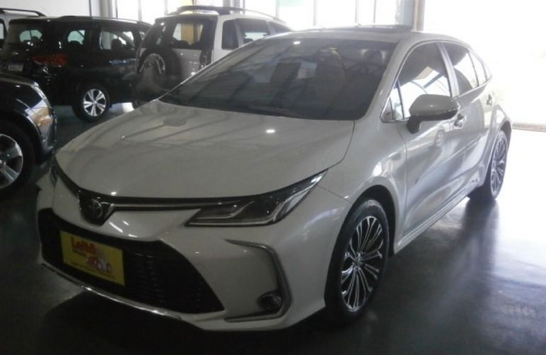 Toyota Corolla 2.0 Altis Premium CVT - Foto #1