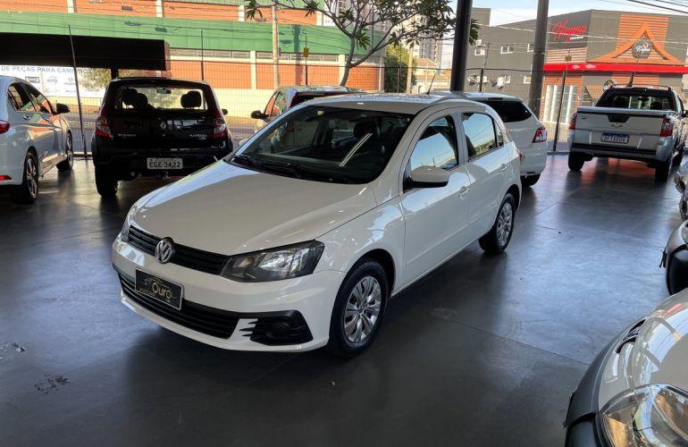Volkswagen Gol 1.6 Msi Total Comfortline - Foto #3