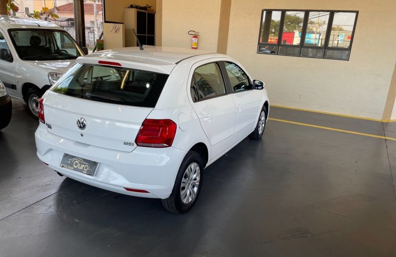 Volkswagen Gol 1.6 Msi Total Comfortline - Foto #6
