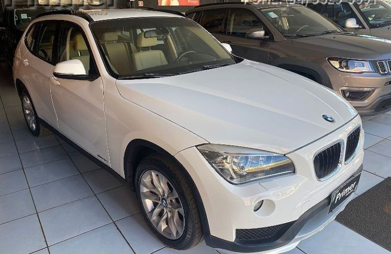 BMW X1 20i 184cv 2.0 16V Flex 4p - Foto #1