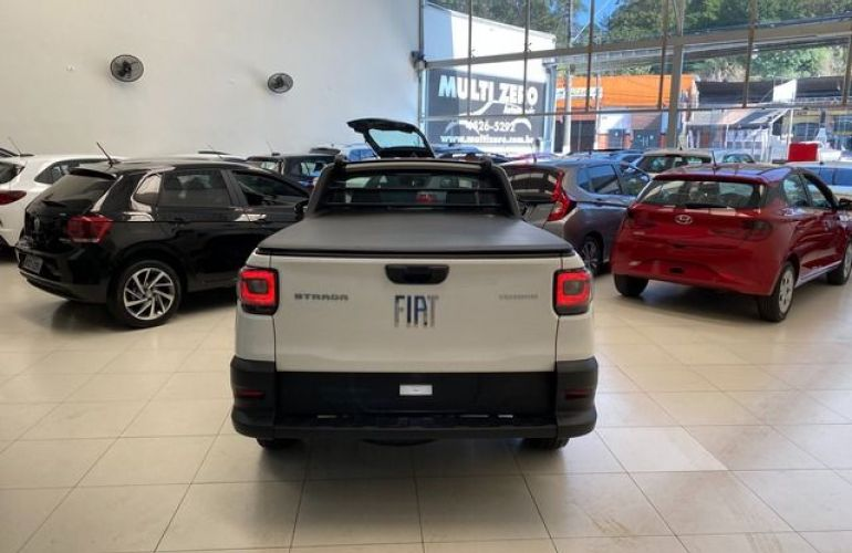 Fiat Strada Freedom Cabine Plus 1.3 - Foto #9