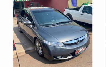 Honda New Civic LXL 1.8 16V (Couro) (Flex) - Foto #4