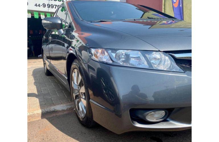 Honda New Civic LXL 1.8 16V (Couro) (Flex) - Foto #5