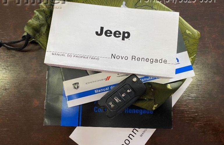 Jeep Renegade Moab At 2.0 Turbo Diesel - Foto #9