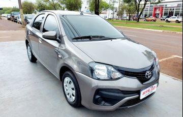 Toyota Etios Sedan X 1.5 (Flex) (Aut) - Foto #1