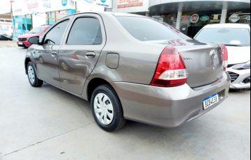 Toyota Etios Sedan X 1.5 (Flex) (Aut) - Foto #3