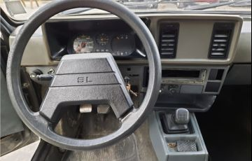 Chevrolet Chevette 1.6 SL Hatch 8V álcool 2p Manual - Foto #9