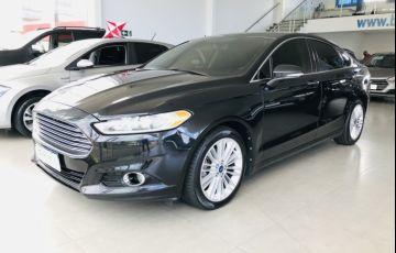 Ford Fusion 2.0 16V FWD GTDi Titanium (Aut)