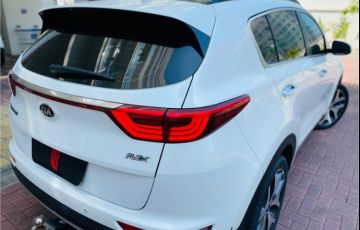 Kia Sportage 2.0 EX 4x2 16V Flex 4p Automático - Foto #6