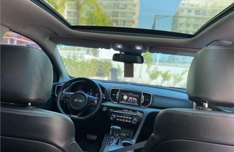 Kia Sportage 2.0 EX 4x2 16V Flex 4p Automático - Foto #8
