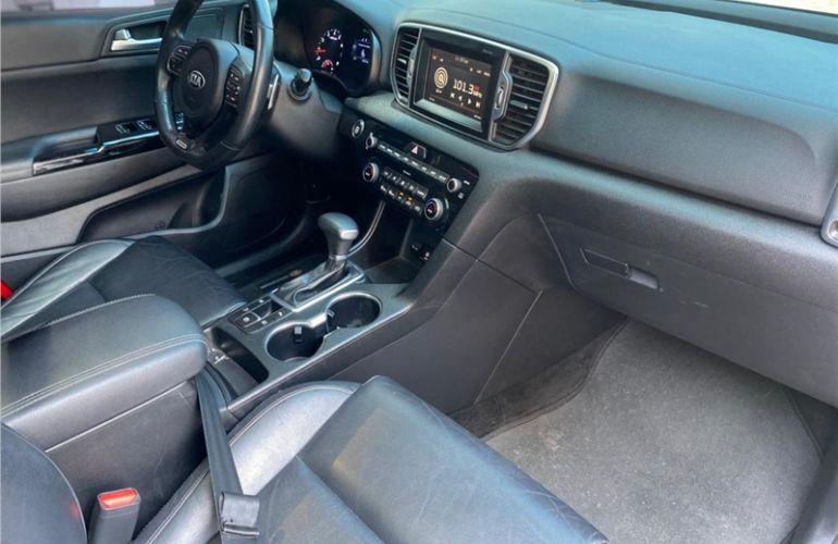 Kia Sportage 2.0 EX 4x2 16V Flex 4p Automático - Foto #9