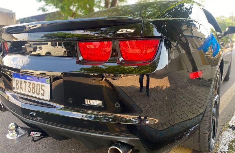 Chevrolet Camaro SS 6.2 - Foto #3