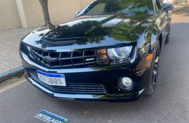 Chevrolet Camaro SS 6.2 - Foto #6