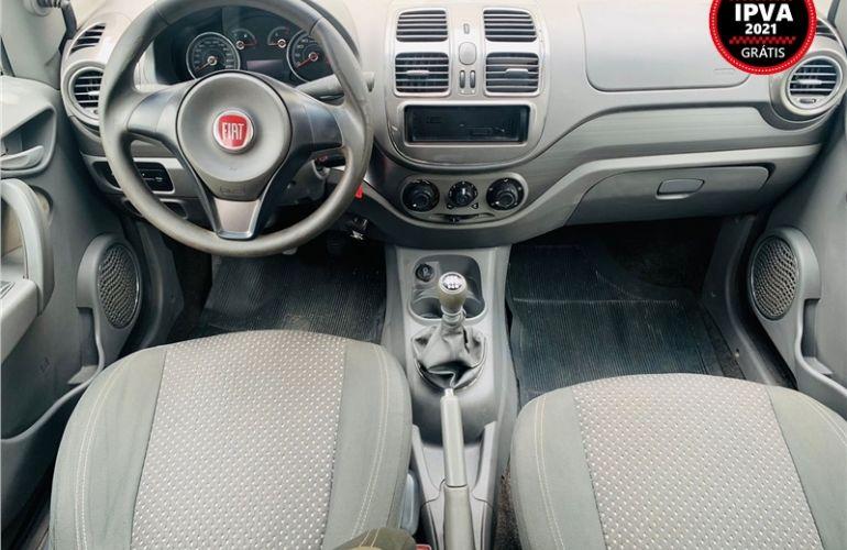 Fiat Grand Siena 1.6 MPi Essence 16V Flex 4p Manual - Foto #2