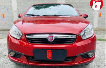 Fiat Grand Siena 1.6 MPi Essence 16V Flex 4p Manual - Foto #3