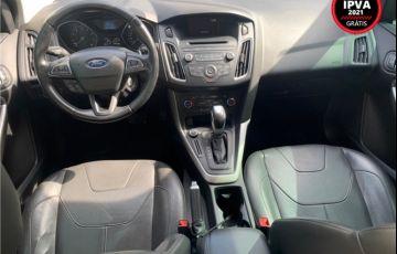 Ford Focus 2.0 SE Fastback 16V Flex 4p Powershift - Foto #2