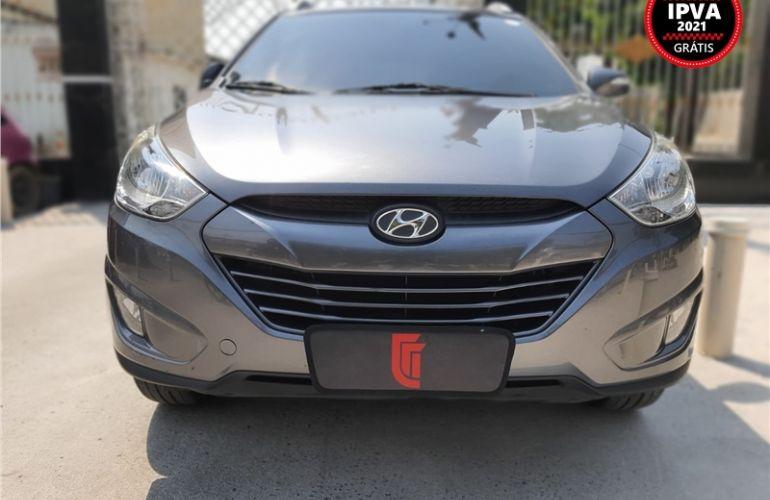 Hyundai Ix35 2.0 MPFi 16V Flex 4p Automático - Foto #3