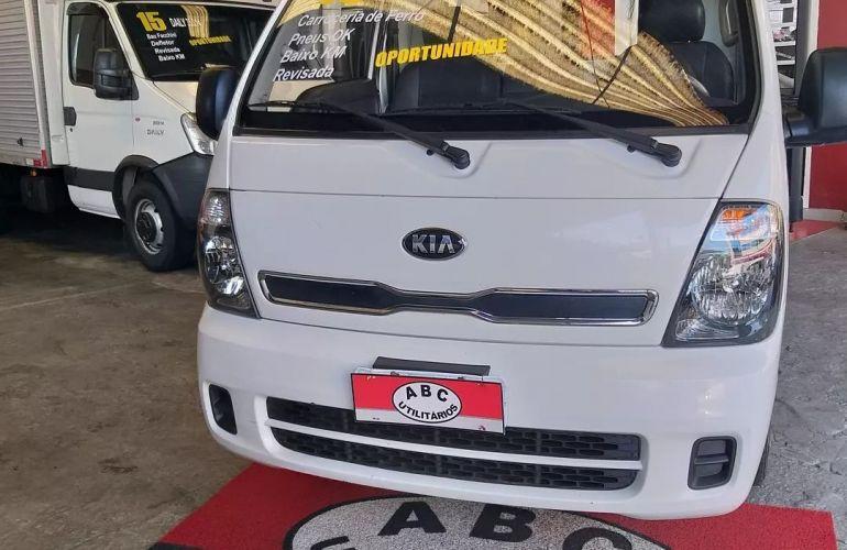 Kia Bongo K-2500 4x2 Cabine Simples 2.5 Turbo - Foto #1