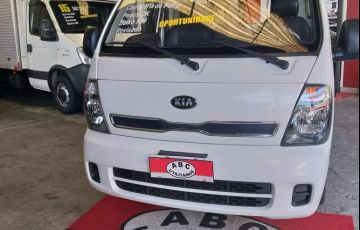 Kia Bongo K-2500 4x2 Cabine Simples 2.5 Turbo